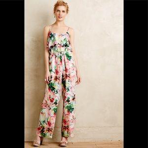 Pants - Anthropologie Fleur Wood Ikebana jumpsuit